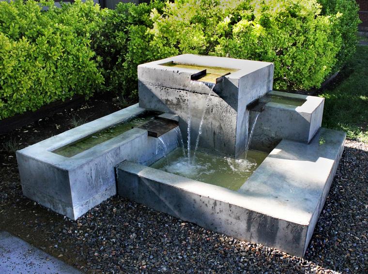 fontane da esterno-forma-squadrata
