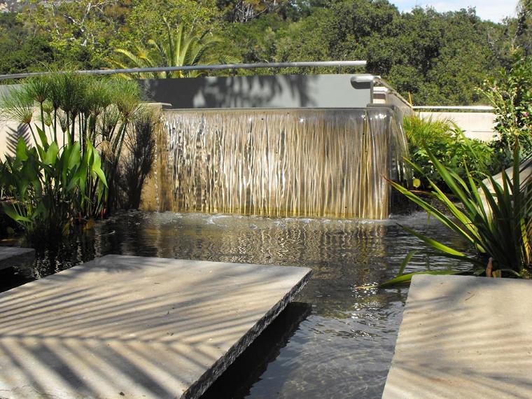 fontane da esterno-idea-cascata