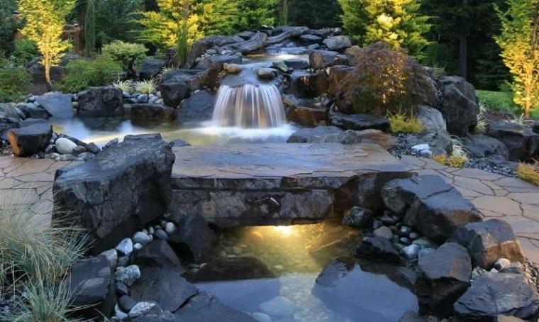 fontane-da-giardino-cascata-ponticello