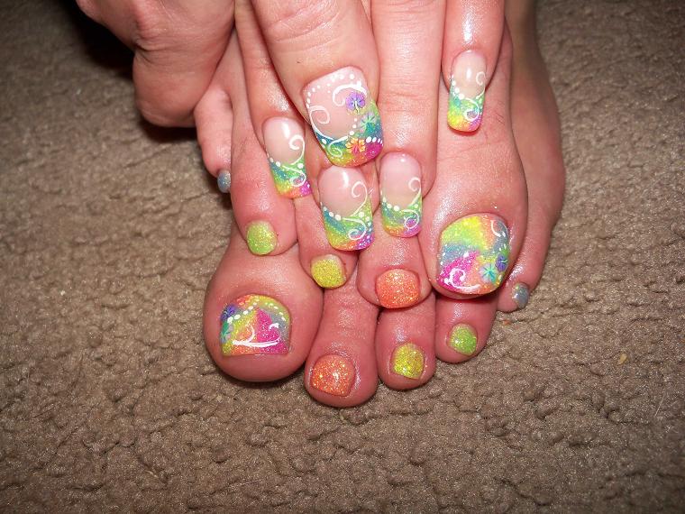 gel-manicure-mani-piedi-arcobaleno