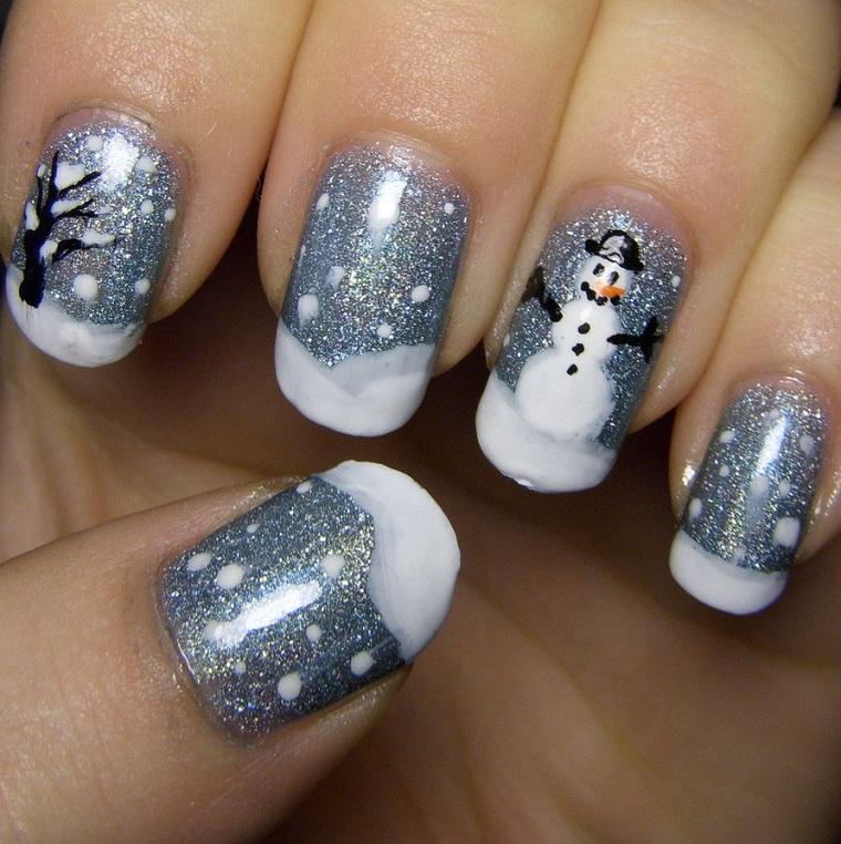 gel-nail-art-idea-natalizia