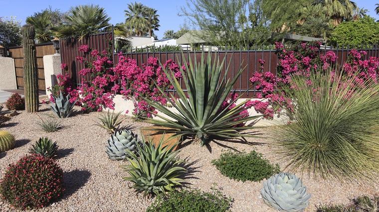 ghiaia per giardino-ingresso-casa