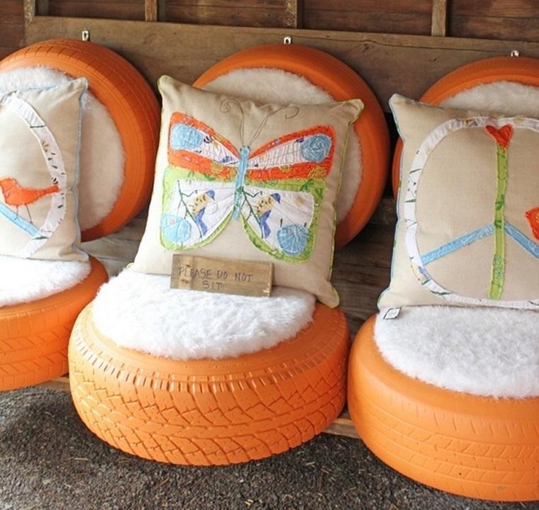 idee-giardino-fai-da-te-sedie-copertoni