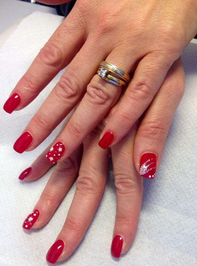 nail-art-gel-idea-rosso