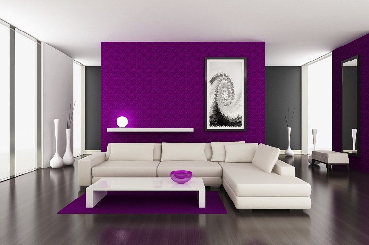 pareti-colorate-idea-living-viola-acceso