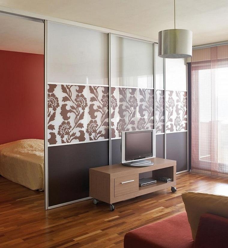 pareti divisorie mobili-decorazioni