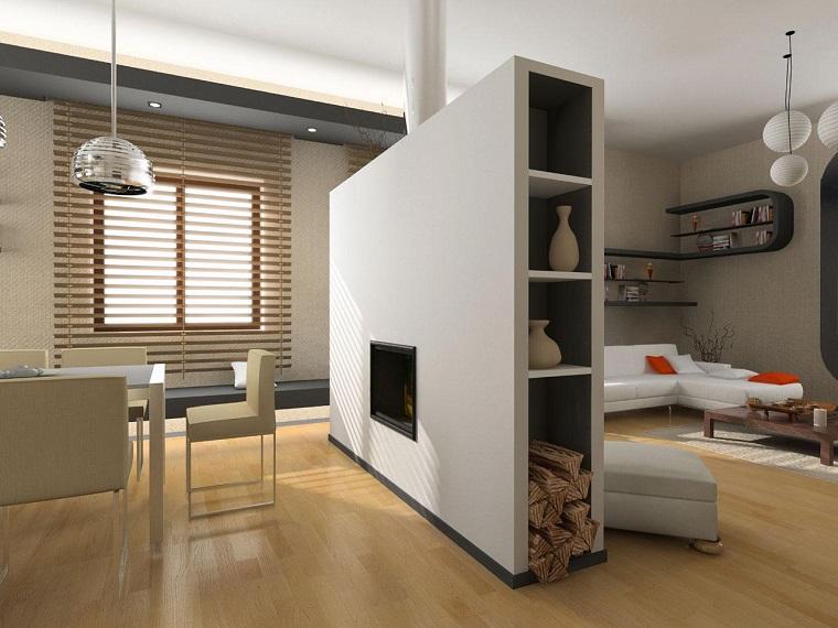 Pareti Divisorie Mobili Per Casa : Pareti divisorie mobili tante idee per separare gli ambienti con