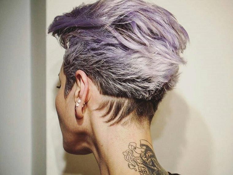 taglio capelli corti-colore-originale