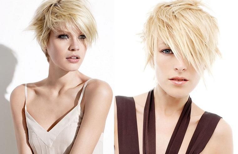 taglio capelli corti-proposta-spettinata