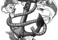 Tatuaggio ancora: un disegno carico di significati e sempre attuale