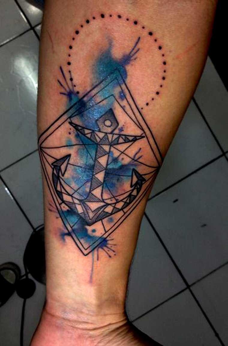 tatuaggio-ancora-proposta-colorata-blu