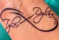 Tatuaggio infinito: dalla matematica ad oggi, un simbolo che tutti vogliono