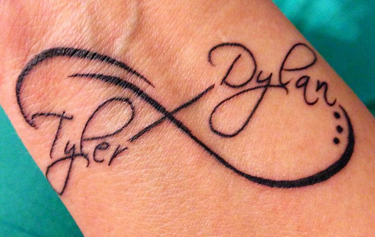 tatuaggio infinito-idea-nomi
