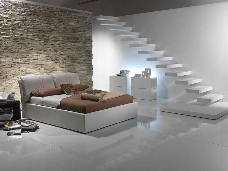 taverna moderna-arredata-camera-letto
