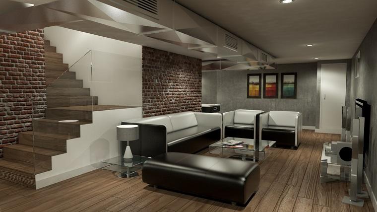 Taverna moderna come arredare uno spazio dedicato al for Taverna arredamento