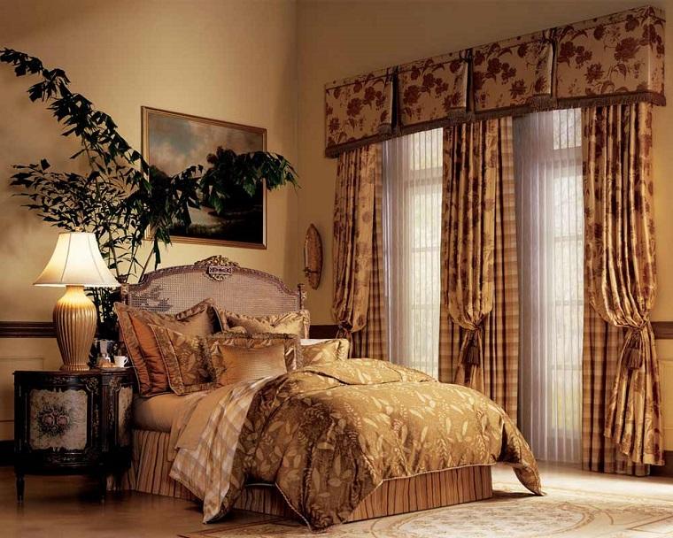 tende-camera-da-letto-fantasia-floreale