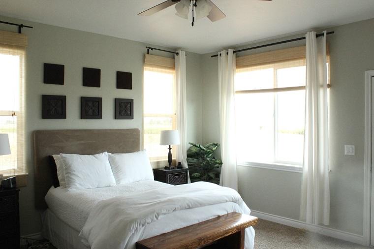 tende-da-camera-da-letto-bianche-leggere