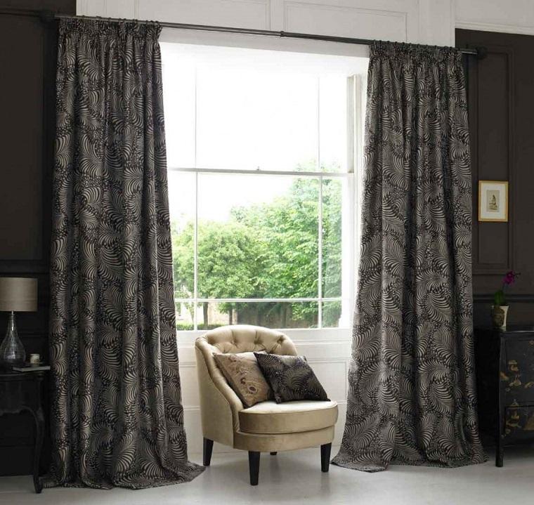 tende-da-camera-da-letto-grigio-decorazioni