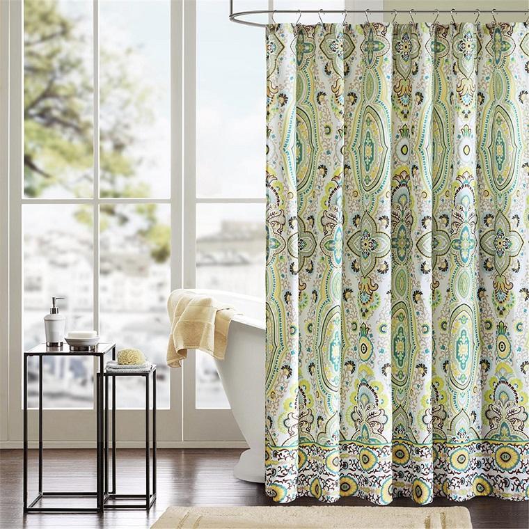 Tende bagno: dal moderno all\'elegante, tante soluzioni per ogni ...