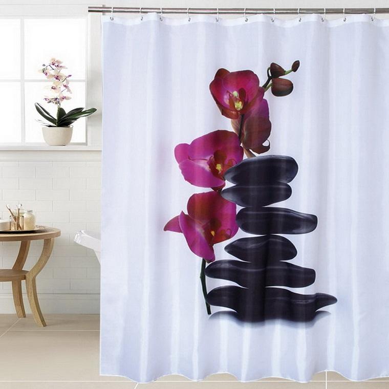 tende-per-bagno-fiori-sassi