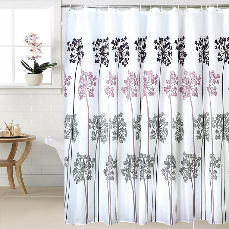 tende-per-bagno-fiori-stilizzati