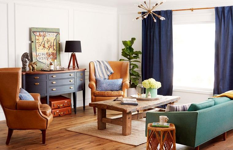 tende-per-soggiorno-country-blu