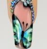 unghie-gel-nail-art-farfalla