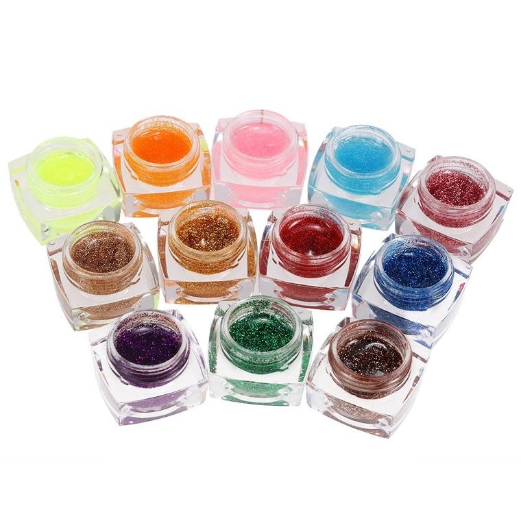 unghie-gel-nail-art-glitter-colorati