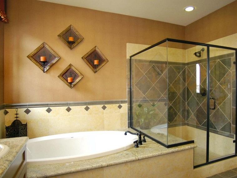 vasca-da-bagno-con-doccia-design-rustico