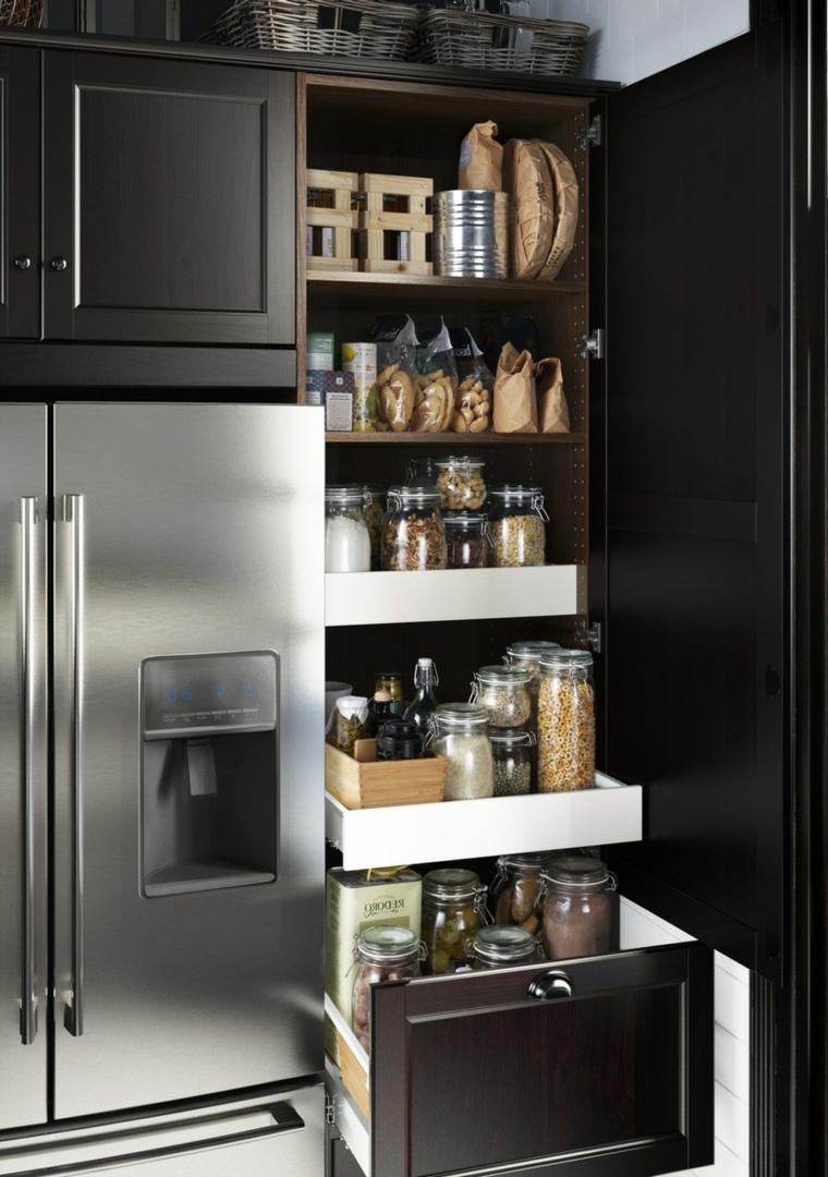 1001 idee per le cucine ikea praticit qualit ed for Arredamento acciaio inox