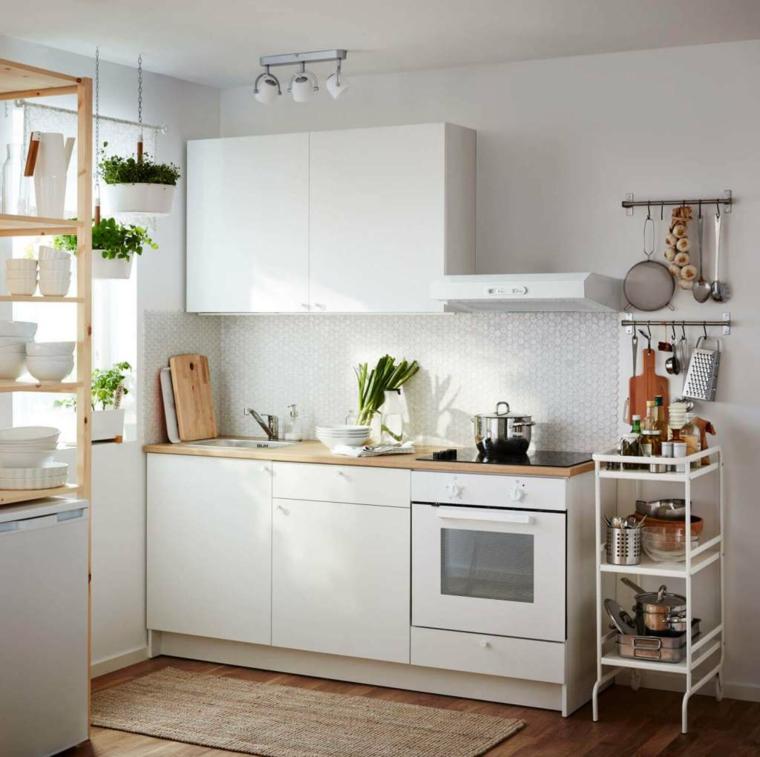 Stunning come organizzare una cucina images home interior ideas - Idee per arredare una cucina piccola ...