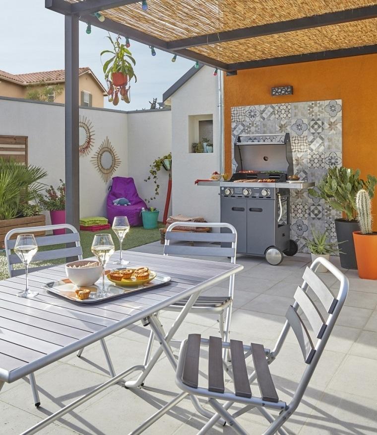 Awesome arredamento terrazzo esterno photos design for Arredi terrazzi design
