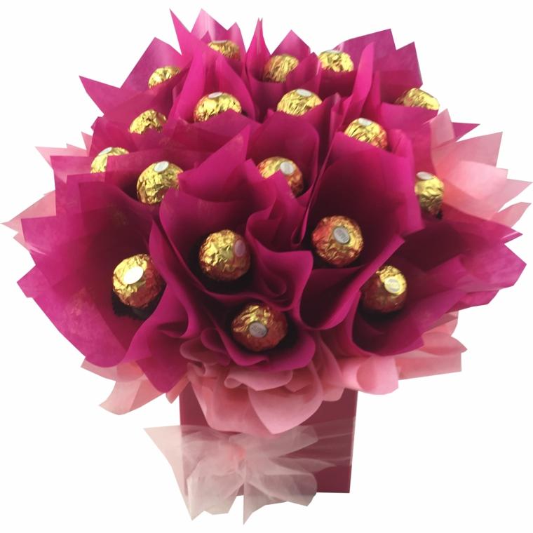 cosa-regalare-a-natale-proposta-originale-dolce-pianta-carta-colorata-interno-cioccolatini