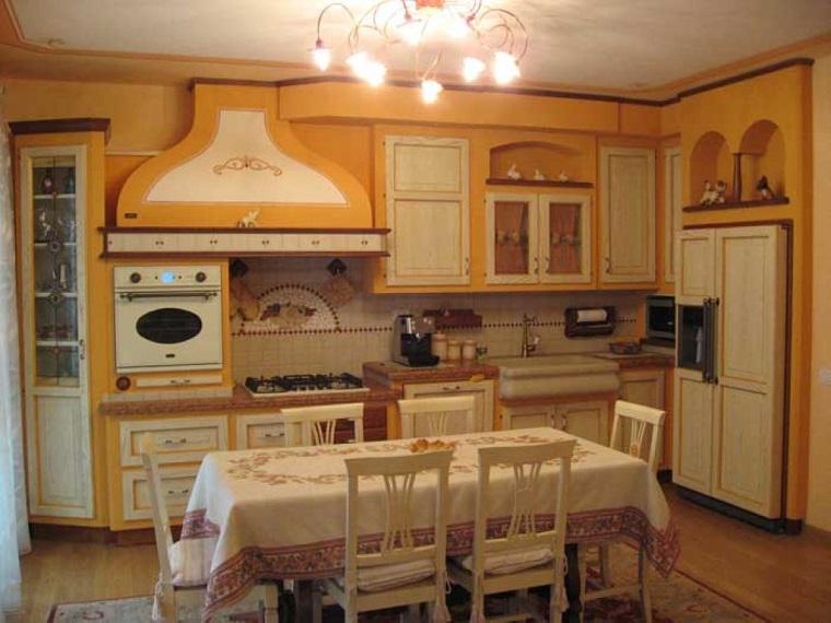 cucina-muratura-stile-classico
