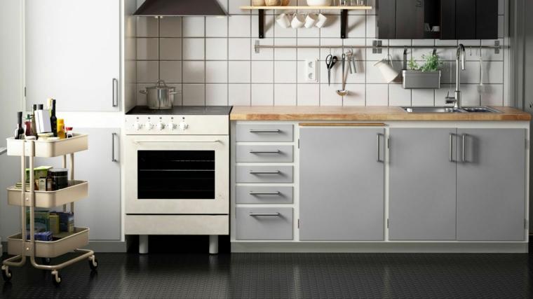 1001 idee per le cucine ikea praticit qualit ed - Costruire la cucina ...