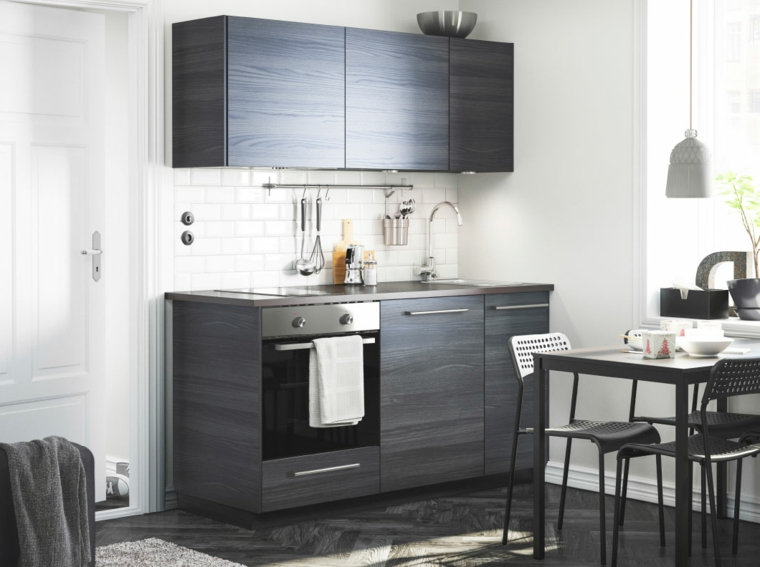 awesome cucina muratura ikea pictures. Black Bedroom Furniture Sets. Home Design Ideas