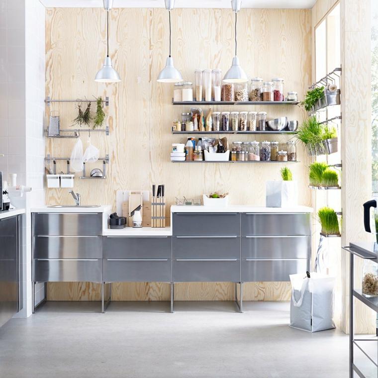 1001 idee per le cucine ikea praticit qualit ed - Ikea piatti cucina ...