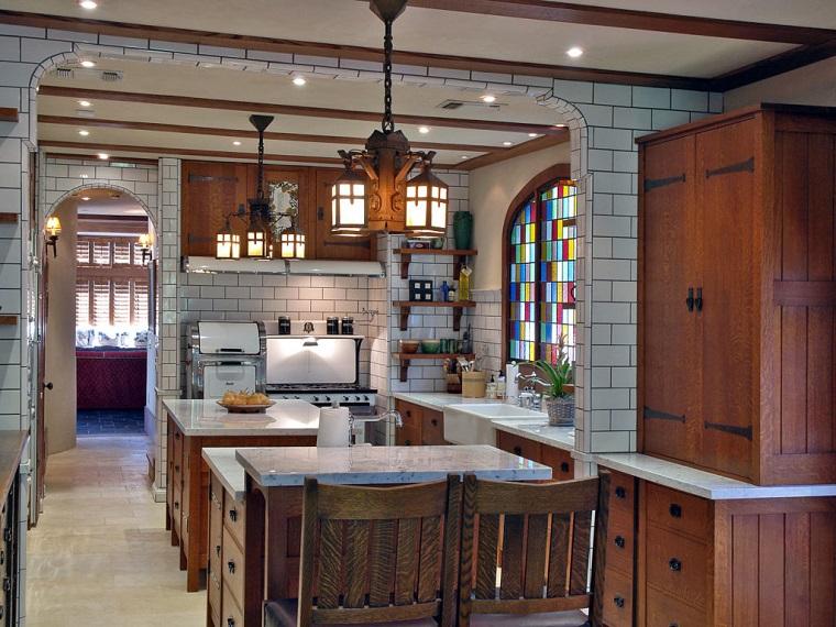 cucine-in-muratura-mobili-legno
