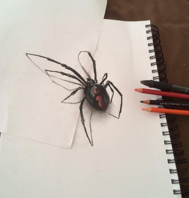 Eccezionale ▷ 90 disegni a matita fra i più belli e sorprendenti con svariati  JC37