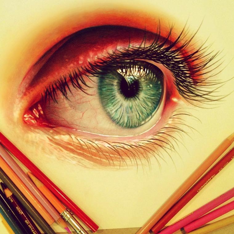 Estremamente ▷ 90 disegni a matita fra i più belli e sorprendenti con svariati  FQ81