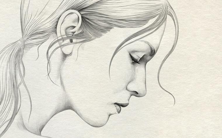 Top ▷ 90 disegni a matita fra i più belli e sorprendenti con svariati  RD78