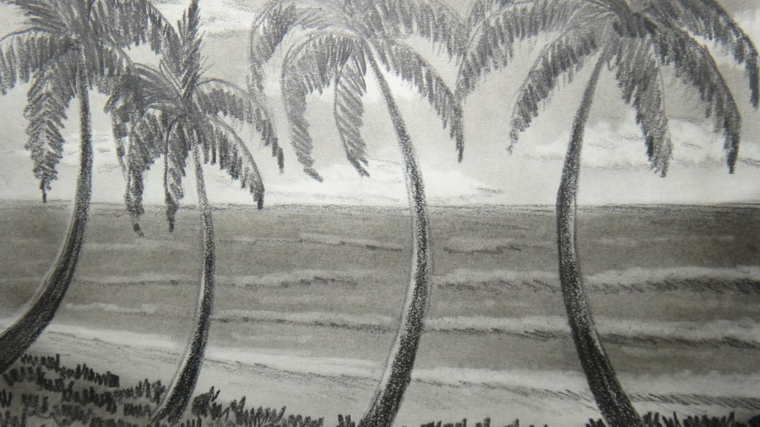 Nice paesaggi da disegnare a matita ms95 pineglen for Paesaggi facili da disegnare