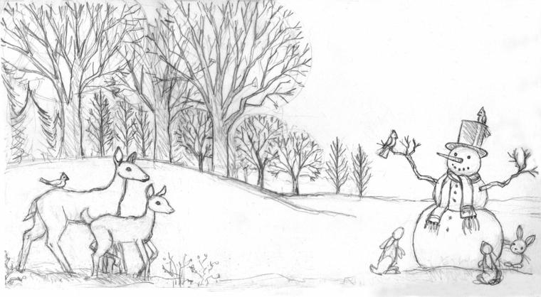 disegni di conigli facili jw15 pineglen