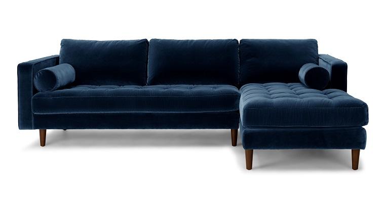 divani-blu-notte-chaise-longue