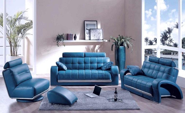 divano-blu-pelle-poltrone