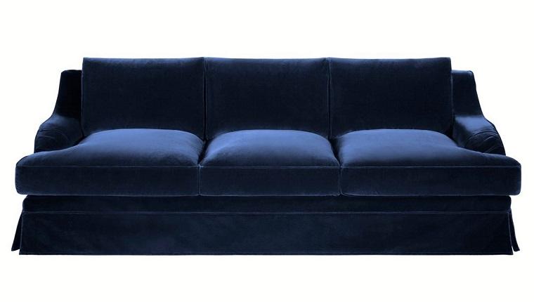 divano-blu-velluto-liscio