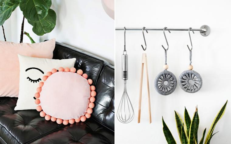 idee-regalo-natale-due-proposte-cuscini-originali-barra-metallo-appendere-attrezzi-cucina