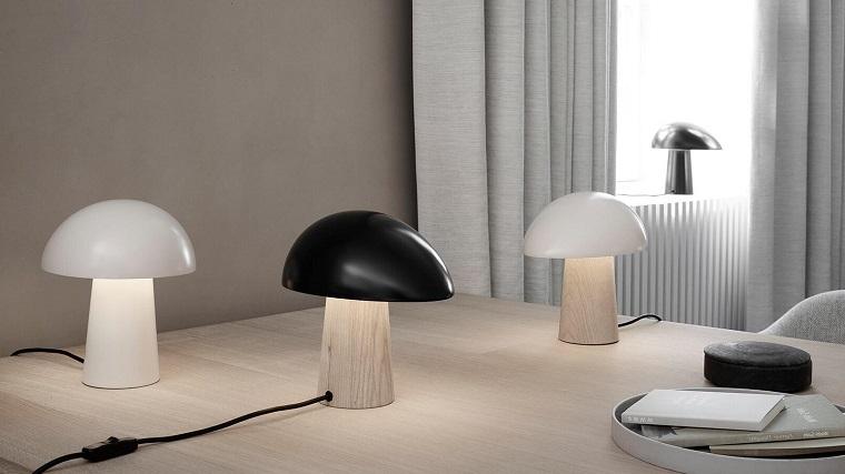 lampada-design-forma-funghi