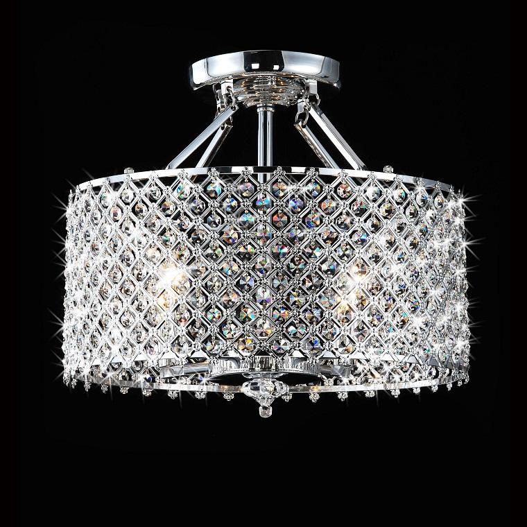 lampadari bagno-cristallo-rotondo