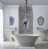 Cucine piccole risparmiare dello spazio con cucine compatte e moderne - Lampadari x bagno ...